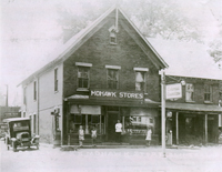 Our historical building, early in the 20th century